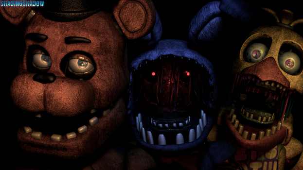Bad Withereds Poster lmao by ShadingShadowSFM