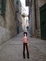 Mouse in Nazareth 13 by raewhitewolf