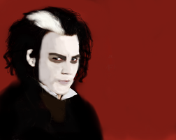 Sweeney Todd by lilyjumper