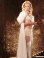 The White Queen aka Emma Frost by icequeen654123