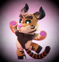 Commission: Tarke Plushy! by SmashingRenders