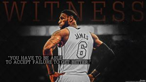 LeBron James Wallpaper by OwenB23