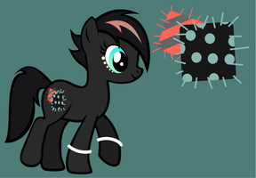 Patch Pony Auction =CLOSED= by Whgoops