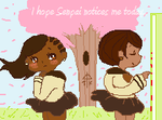 Senpai...will you notice me today by Ask-MusicPrincess3rd