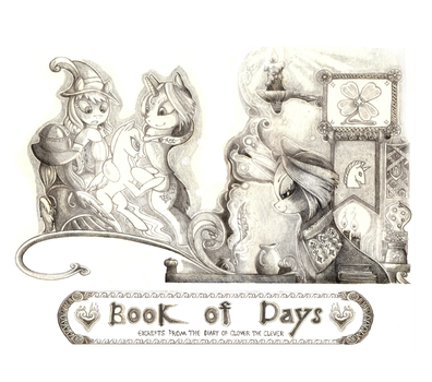 The Book of Days by Simbaro