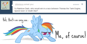 Who would win... by Ask-RainbowDash