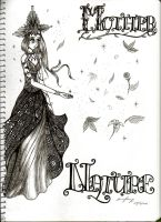 Mother Nature by N-arteest