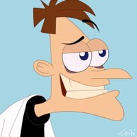 Doofenshmirtz Blink Animation by Leibi97