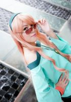 Macross Frontier - Sheryl Nome by yuanie