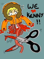 We love Kenny  - SP by LooserLecter