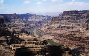 Grand Canyon West by Benjigarner