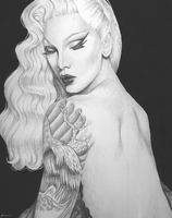 Miss Fame by KaiStoneArt