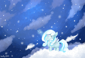 Snowdrop by lulu-fly