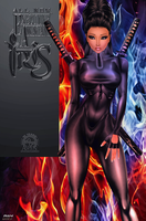 EA: Iris-Legendary Assass1n-Limited Coverz #1 by Krypto4CatSuits