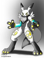 Lightrenamon by Reagan700