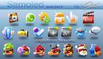 Samoled: icon set 4 by jquest68