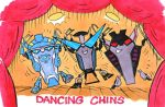 Dancing TFA Chins by blackhellcat