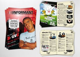 magazine - informant 08 by homeaffairs