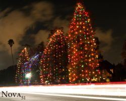 Christmas Lights by Nova51Photography