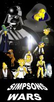 Simpson Wars by Lady--knight
