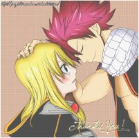 Natsu and Lucy Future - Thanks you Fairy Tail 317 by Perfectionxanime