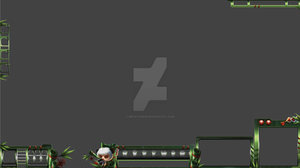 Panda Teemo League of Legends Overlay by Melificence