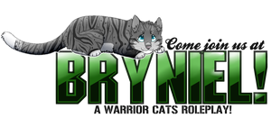 Join Bryniel A Warrior Cats Roleplay!!!!!! by Wyeth-Kitty