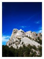 Mount Rushmore 2 by Jamaal10