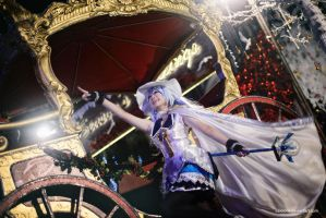 Vocaloid - Snow Miku 2014 by vaxzone