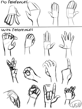 Hand practice by LOLWhoopie