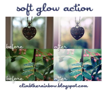 soft glow action by Laura1995