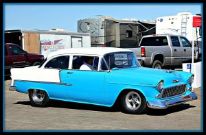 55 At The Drags by StallionDesigns