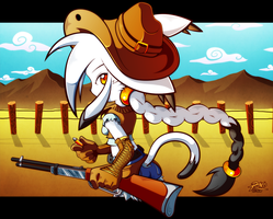 A Poor Lonesome Cowgirl by R-no71