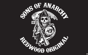 Sons of Anarchy Wallpaper by dannis2