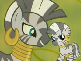 Zecora by DixieRarity