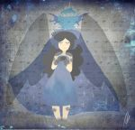 Mama's little baby bird by ChocoPandaHugs
