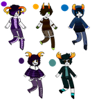 Fantroll Adoptables by Tabboc