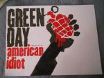 Green Day Poster by IvyLovesBamMargera