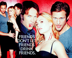 True Blood Wallpaper by theanyanka