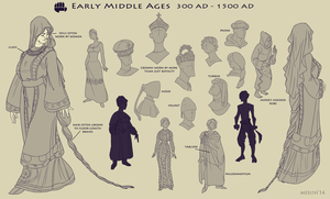 Early Middle Ages Stylesheet by meeoh