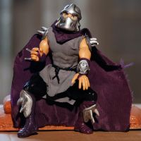 Shredder Custom Toy 2 by Erasmono