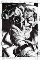 The Killing Joke Cover Recreation by jovigolf