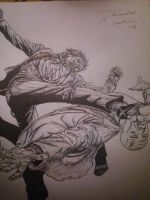 the joker vs lex luthor by artkid01