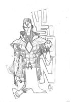 DailyDoodle 1: Vision by alessandromicelli