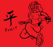 Peace by freeman2600