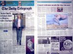 Published in Daily Telegraph by StamatisGR