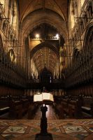 chester cathedral by cherrychanshop