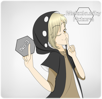 Mekakucity Actors Countdown No.3 by Kagami-Usagi