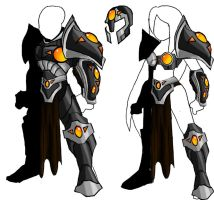 AQW Worshiper of Flame by fuse6251
