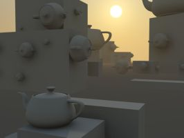City of Teapots by sav8197